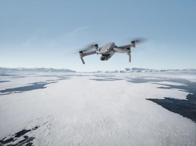 DJI debuts portable DJI Air 2S drone