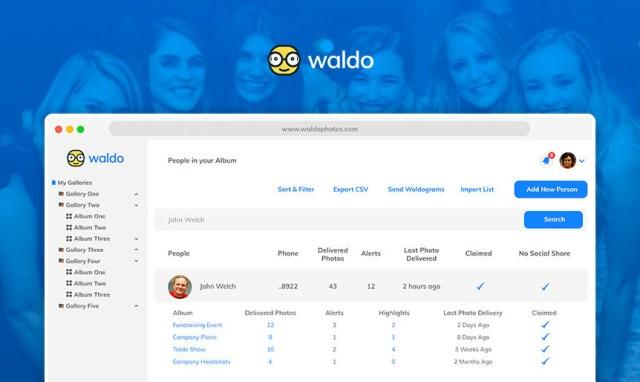 Waldo Photos launches WaldoPro, an AI-powered Mobile Sales Platform for Pro Photographers