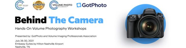 GotPhoto announces in-person volume photography workshops July 26-30
