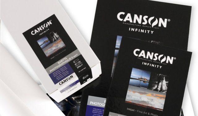 Carson Infinity debuts Matt baryta digital darkroom paper