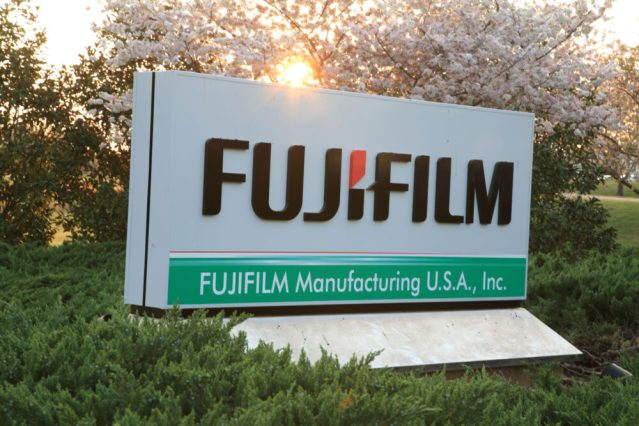 Fujifilm trimming photo product production in Greenwood plant