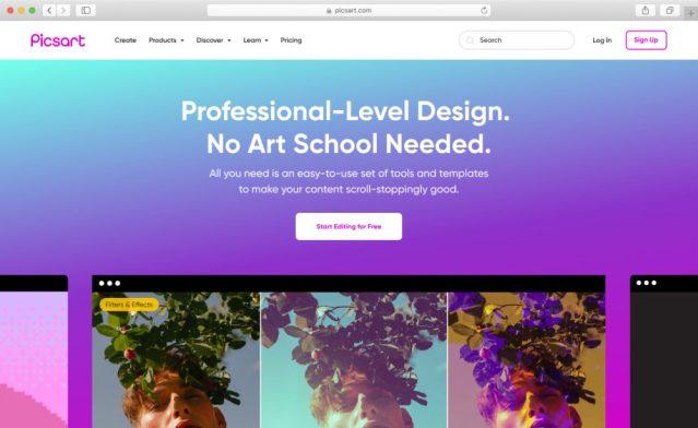 Picsart launches brand refresh, surpasses 1 billion edits per month