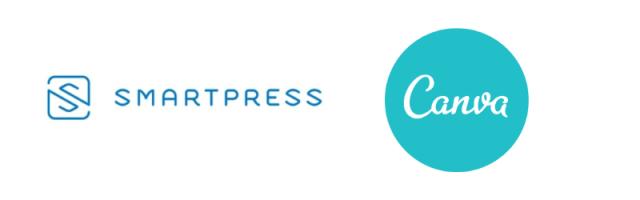 Smartpress partners with Canva