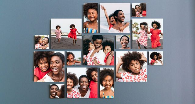 Photo Finale adds Collagewall display system
