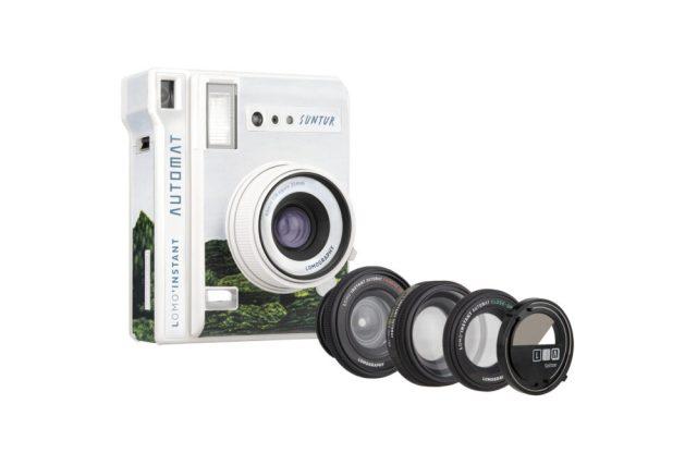 Lomography introduces Lomo'Instant Automat, Suntur Edition instant camera