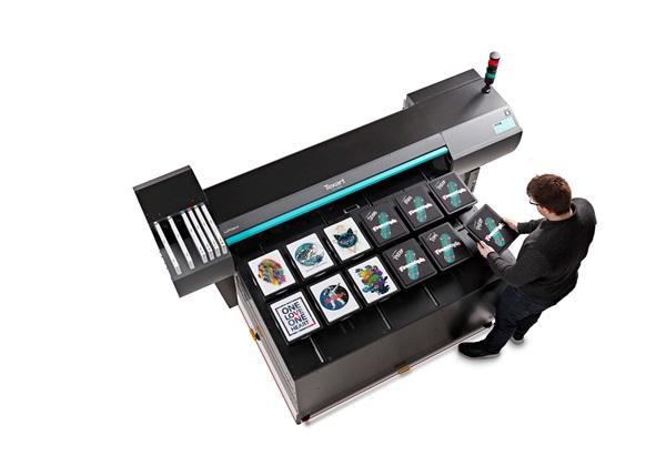 Roland DGA introduces Texart XT-640S Direct-to-Garment Printer
