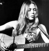 Joni Mitchell in 1974