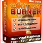 """How to run a viral social media campaign with """"Contest Burner"""""""
