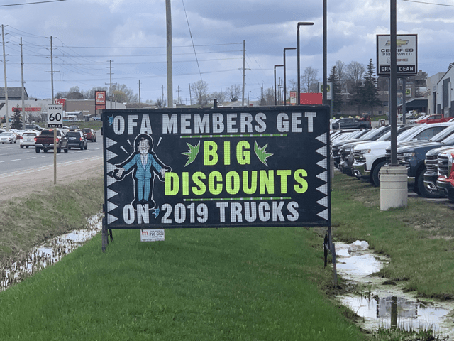 OFA MEMBERS SAVE ON GMC TRUCKS