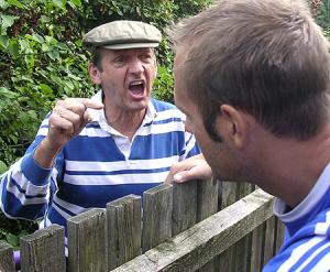 Arguing Neigbors