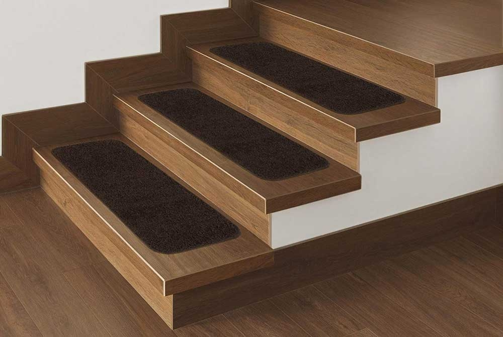 The 10 Best Stair Treads In 2020 In Depth Review | Individual Carpet Stair Treads | Bullnose Carpet | Wood | Hardwood | Flooring | Spiral Staircase