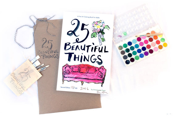 25 beautiful things