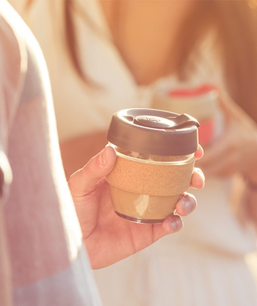Environmentally Friendly: KeepCup.