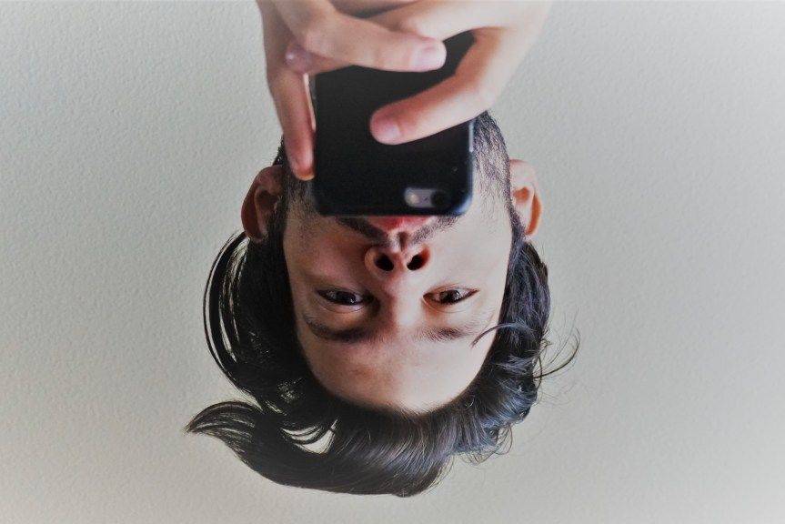 MIKE FLOATING HEAD upside down