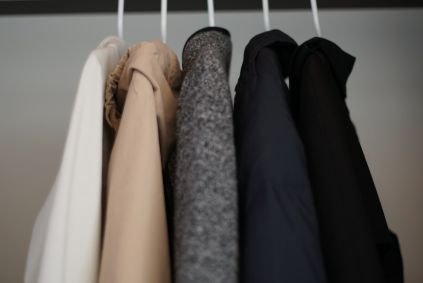 Curating Closets: Neutral Palettes