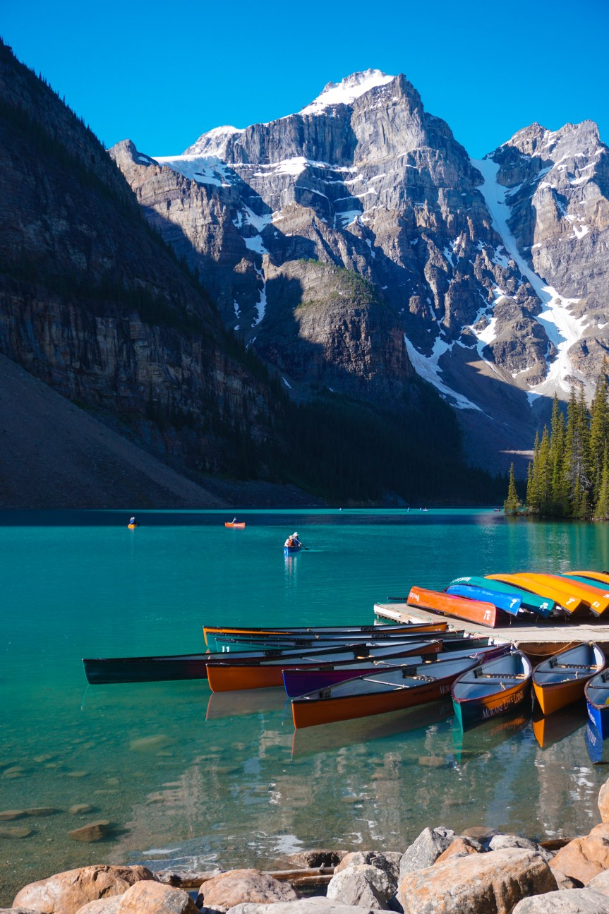 Travel: Hiking through Banff National Park