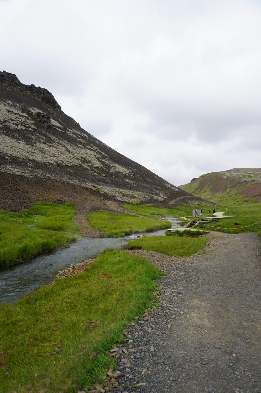 Travel: Hiking Reykjadalur Valley in Iceland and Bathing in its Geothermal Hot Spring River