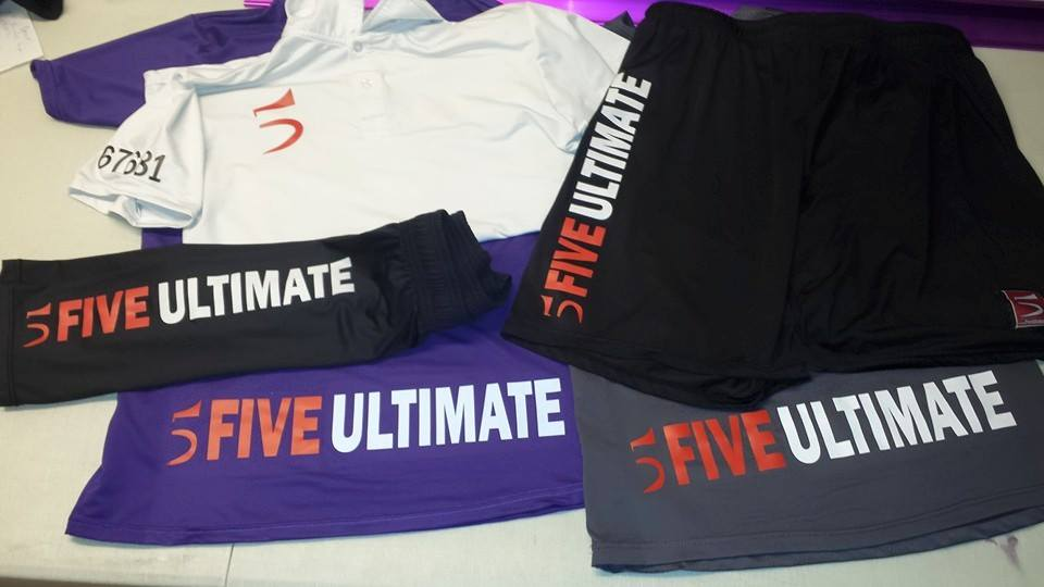 Five Ultimate T-Shirts