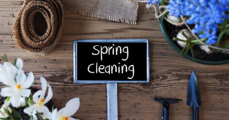 Met deze spring cleaning tips ben je klaar voor de lente!