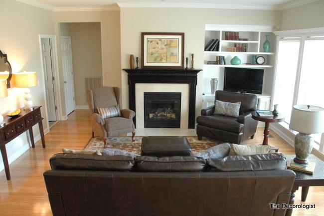 Get Your Furniture Arrangement In Balance