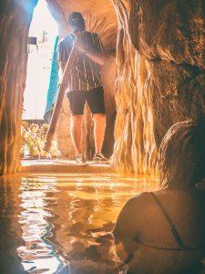 Yidaki Sound Bath Billy Briggs Deep blue Hot Springs Warrnambool
