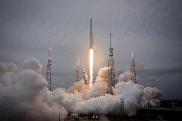Space X knows that momentum matters