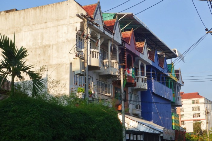 Chiang Mai cheap apartments galore.