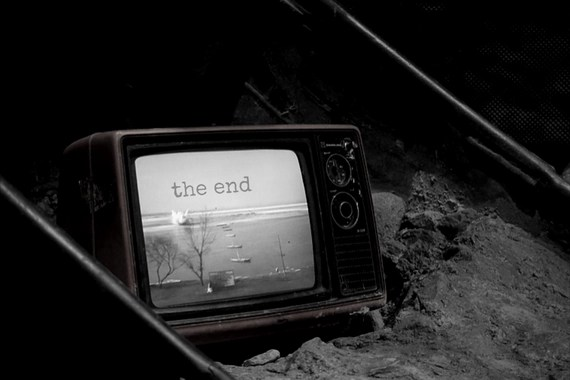 Throw away your television: The End