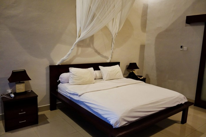 Bali on the cheap: accommodation