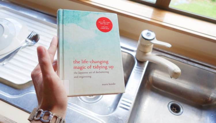 The Life-Changing Magic of Tidying Up is Batshit Crazy, and I Love it