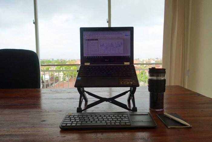 Bali on the cheap: Coworking at Matra Bali