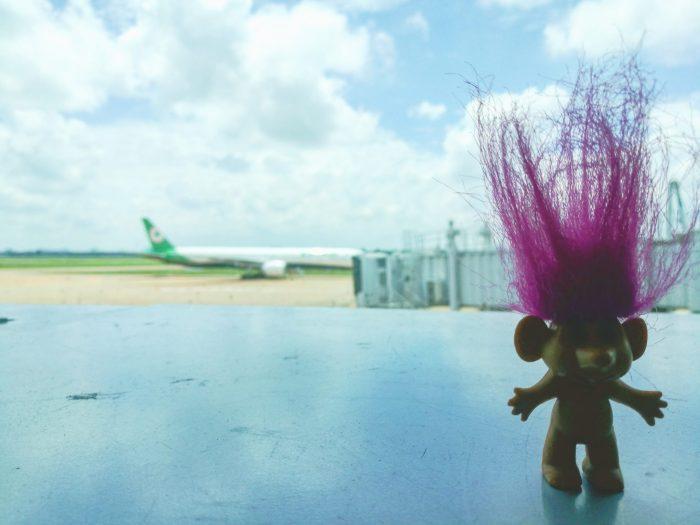 Travel troll