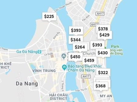 airbnb danang screencap