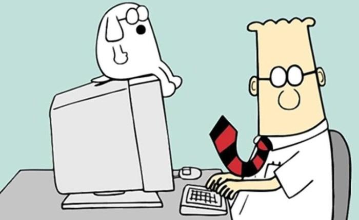 Dilbert creator Scott Adams coined the 'talent stack'