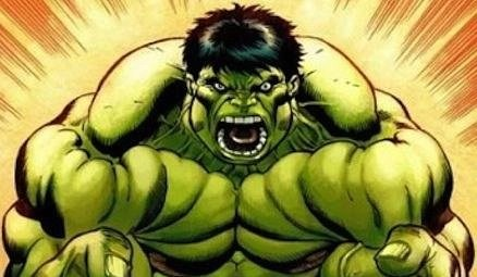 HULK ANGRY AT UNDERMINING OF HULKS HARD-FOUGHT ACHIEVEMENTS