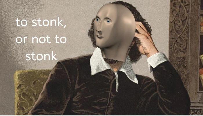 to stonk or not to stonk - william shakespeare