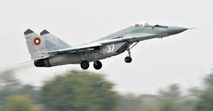 Bulgaria MiG-29
