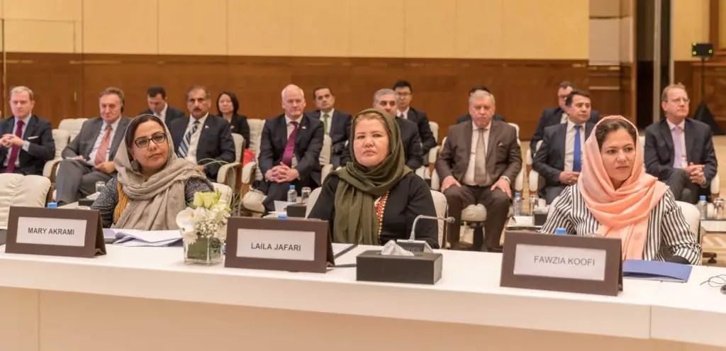 Intra Afghan Peace Talks Resume In Qatar
