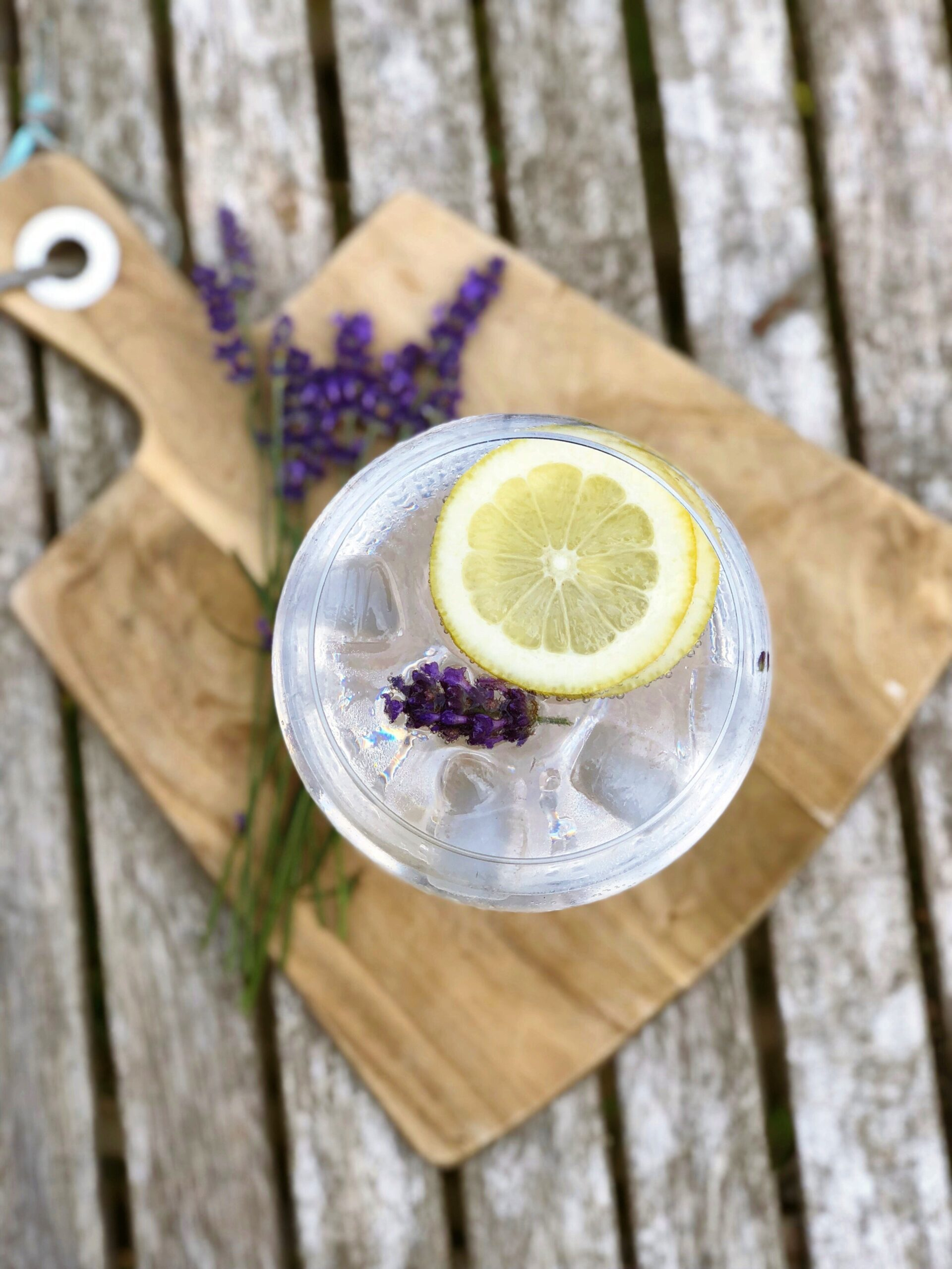 Lavender Infused Gin
