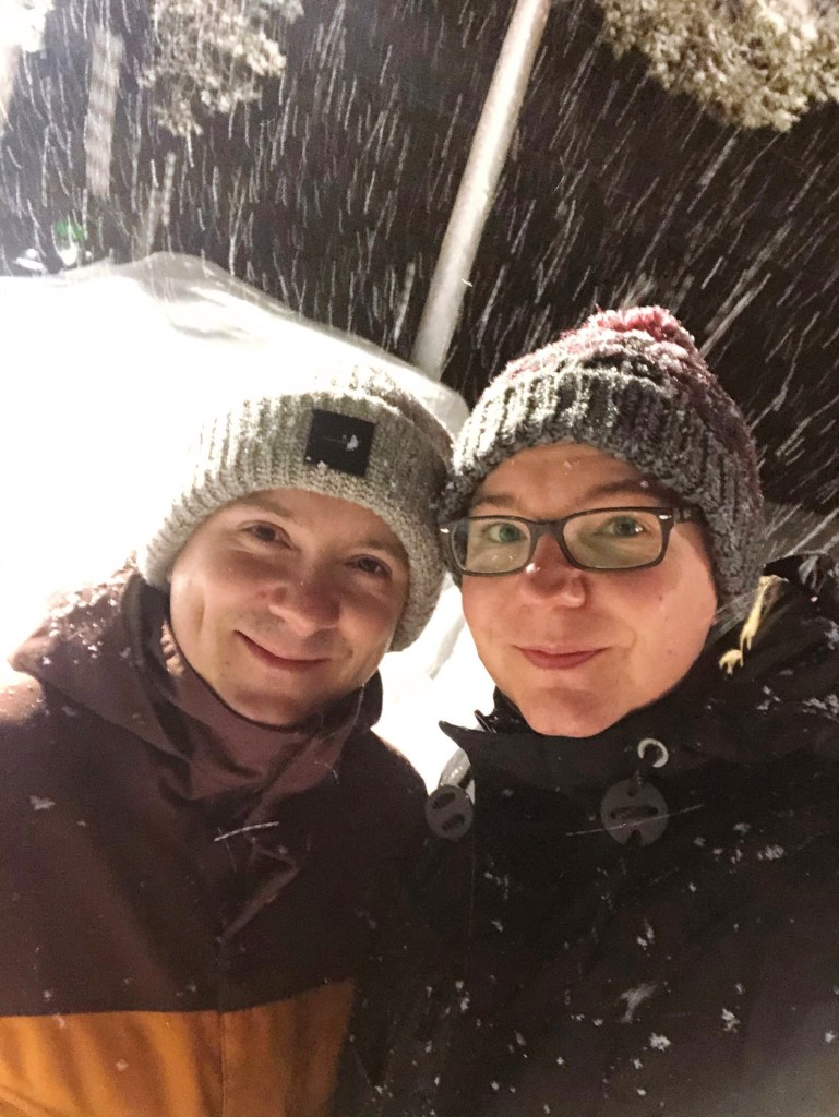 Snow Selfie Pyhä