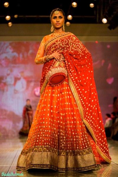 Tarun Tahiliani at India Bridal Fashion Week 2014 – An ...