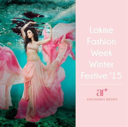 Anushree Reddy Winter Festive 2015 sneak peek