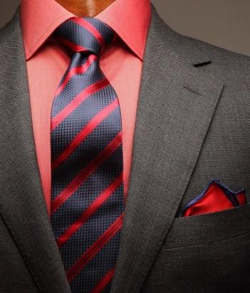 Zodiac - Red shirt suit set - Meherchand market wedding shopping guide