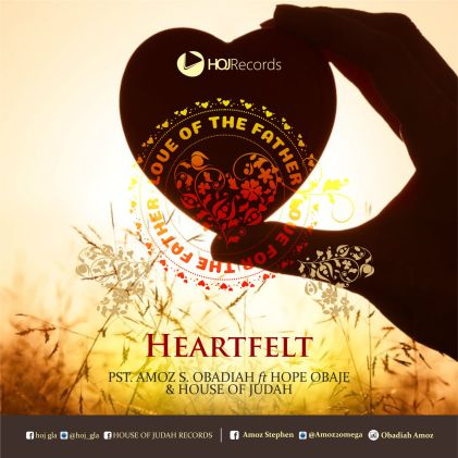 HOJ Rec Art - HEARTFELT ft Hope Obaje
