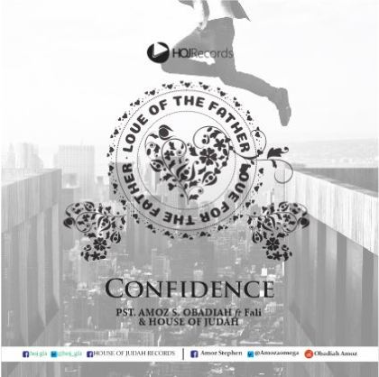 HOJ Rec Art - CONFIDENCE