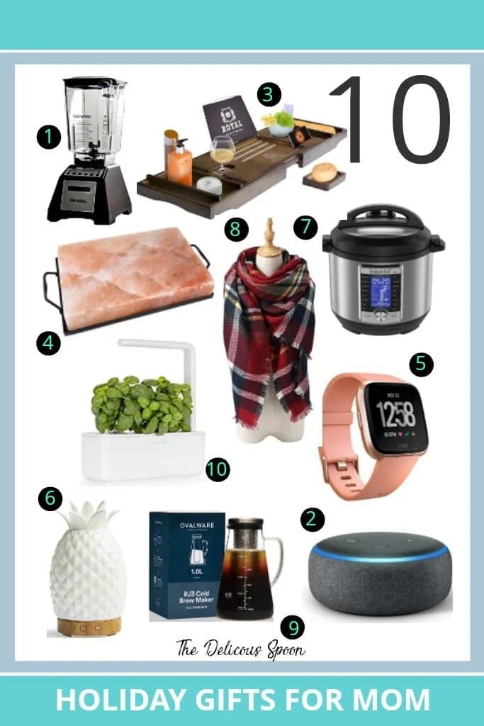 2018 Holiday Gift Ideas for Mom