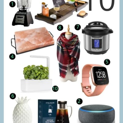 10 Holiday Gift Ideas For Mom – 2018