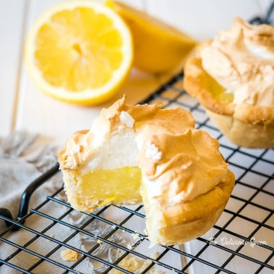 Lemon Meringue Pie – Just Like Grandma's