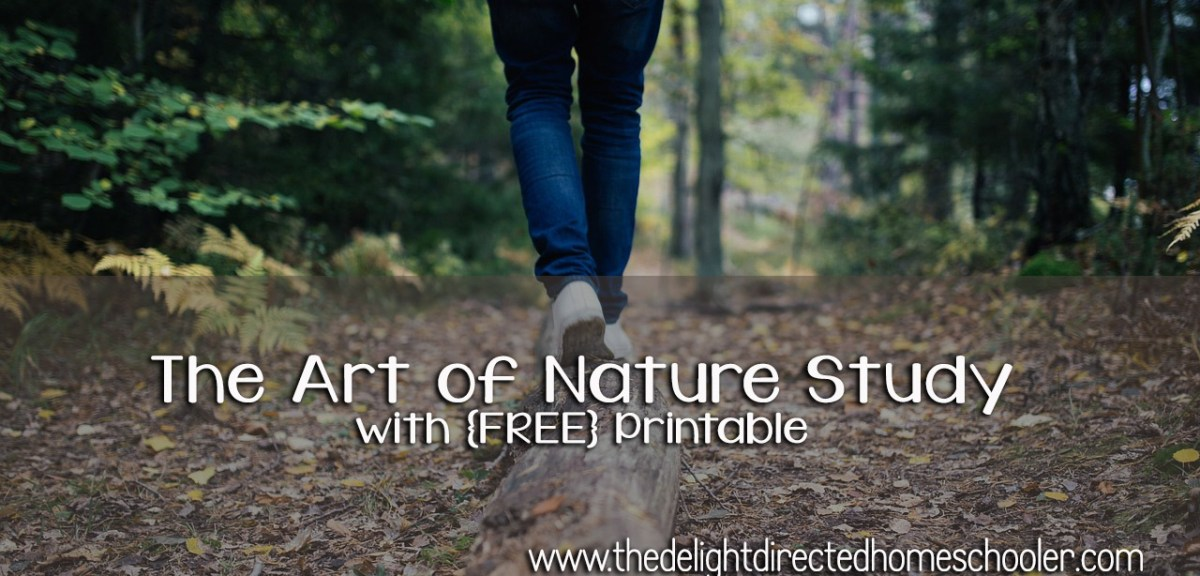 The Art of Nature Study