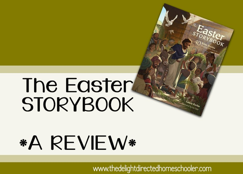 The Easter Storybook- A Review